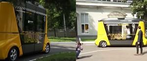 sürücüsüz taksi