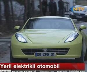 Yerli elektrikli otomobil