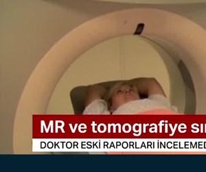 MR ve tomografiye sınırlama