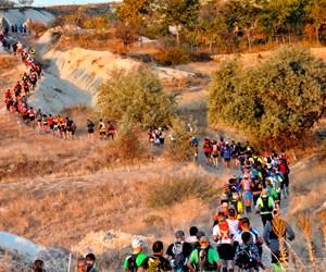 80 ülkeden 2 bin 650 sporcu Kapadokya vadilerinde koşacaklar (Salomon Capadocia Ultra-Trail 2019)