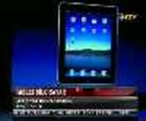 Apple tablet iPad tanıtıldı