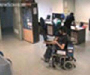 Düşünce kontrollü tekerlekli sandalye
