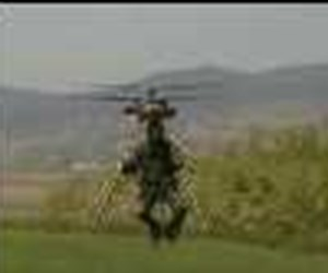 En küçük helikopter
