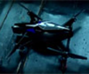 İlk iPhone kontrollü Quadricopter