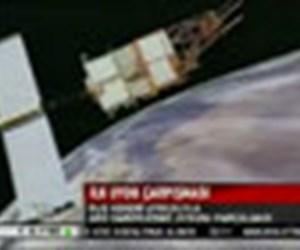 İlk uydu çarpışması