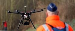 drone belcika