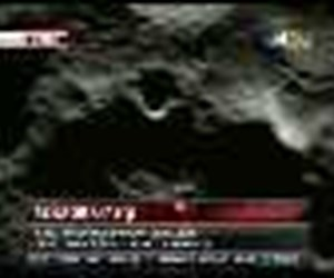Nasa'nın Ay'ı vuruş anı