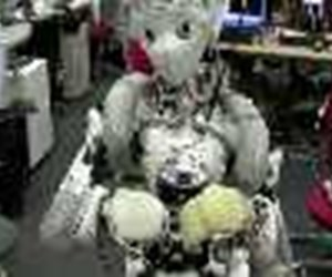 Robot Kojiro'nun 'omurgası' var