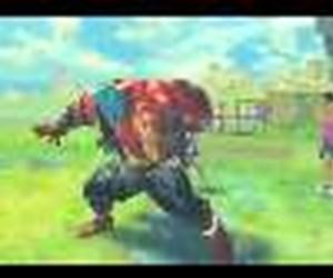 Street Fighter'daki Hakan pehlivan!