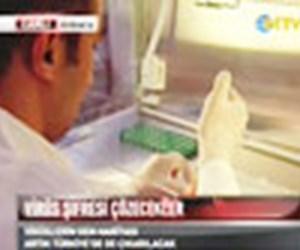 Virüs şifresi çözecekler
