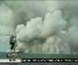 Volkanın patlamasını izleyin