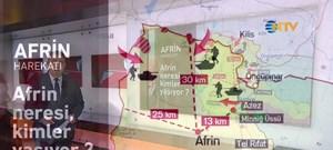 7 maddede Afrin harekatı
