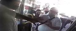 metrobüs kavga