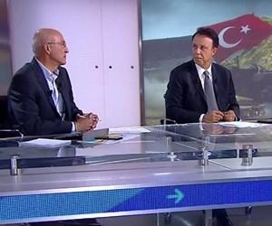 Erdoğan-Pence görüşmesi (İşte ilk görüntüler)