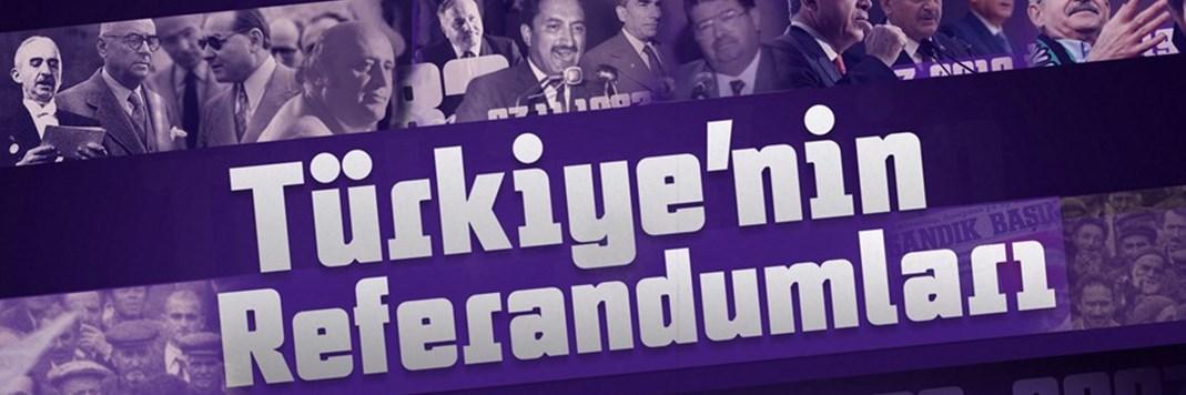 Türkiye'nin Referandumları