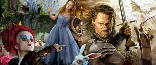 İzleyeni hayal dünyasına götüren fantastik filmler