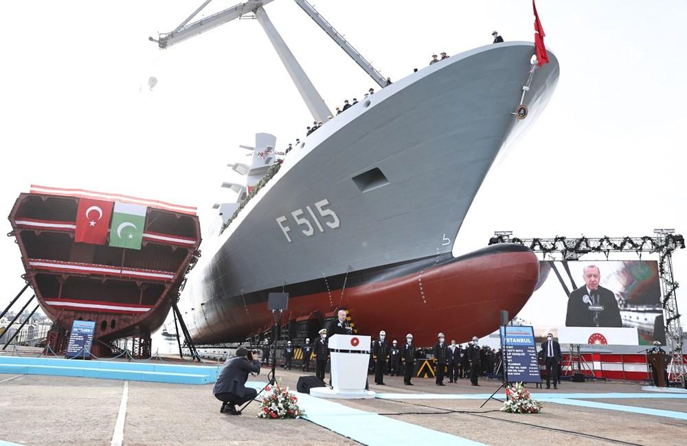 Türkiye'nin ilk silahlı insansız deniz aracı, füze atışlarına hazır - 33