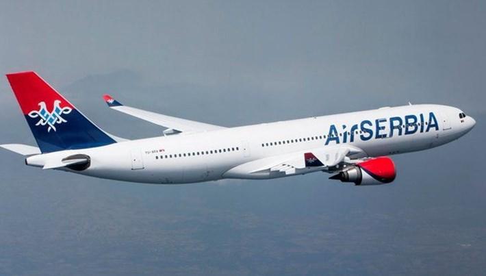 Air Serbia, İstanbul'a yeniden uçuş başlattı