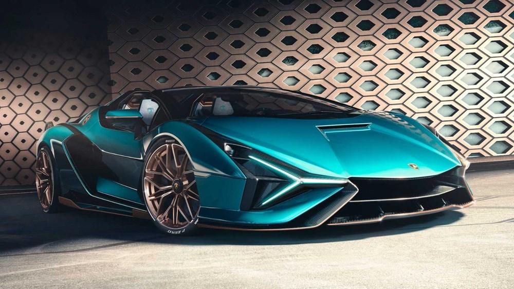 Lamborghini Sion Roadster tanıtıldı (Sadece 19 adet üretilecek) - 11