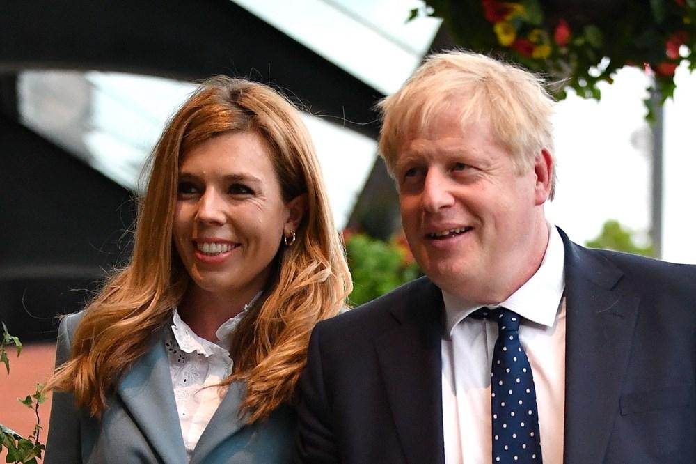 Boris Johnson'ın kararlarının arkasında Carrie Symonds'ın olduğu konuşuluyor - 6