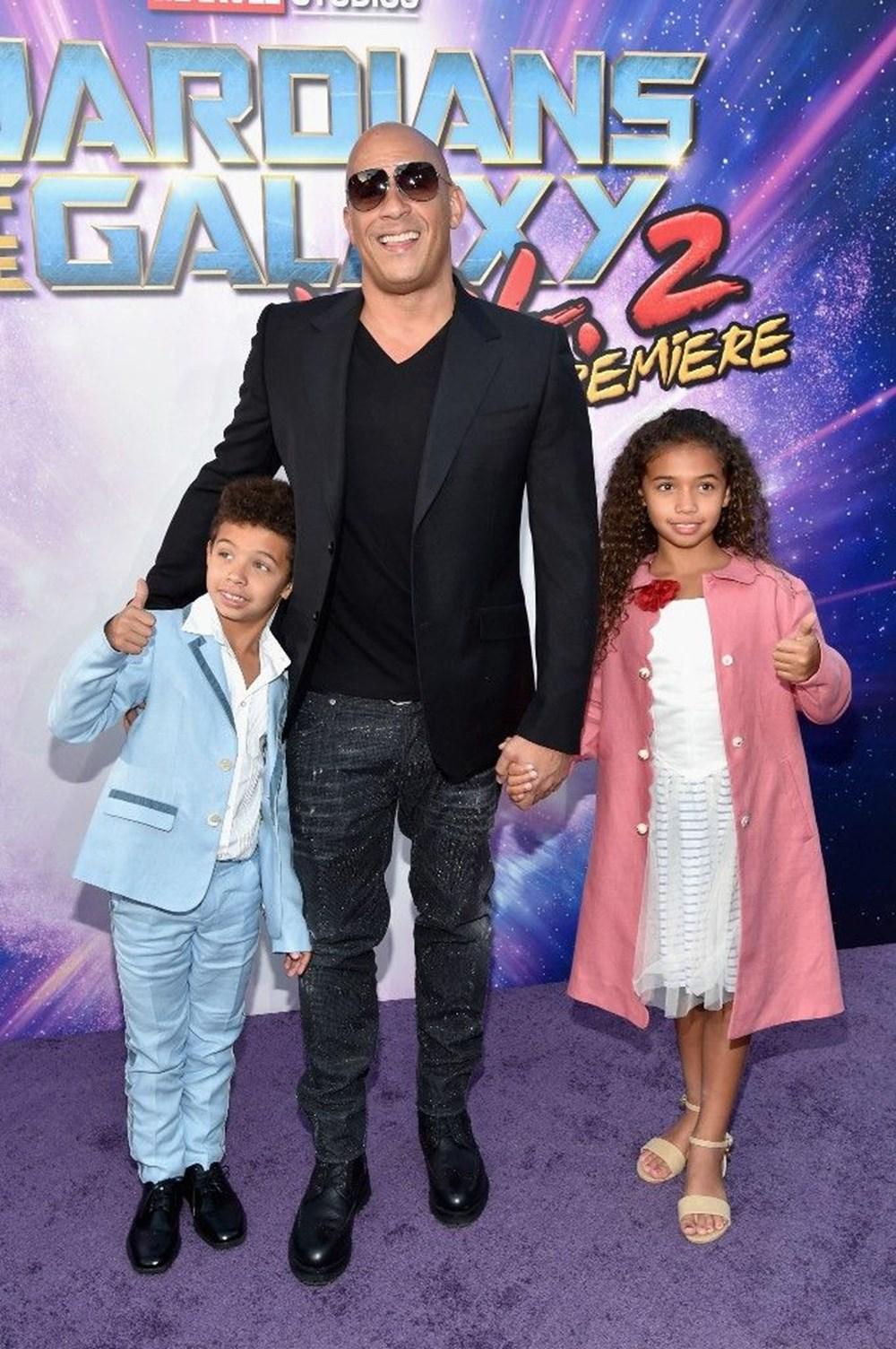 Vin Diesel'in oğlu Hızlı ve Öfkeli 9'da oynadı - 4
