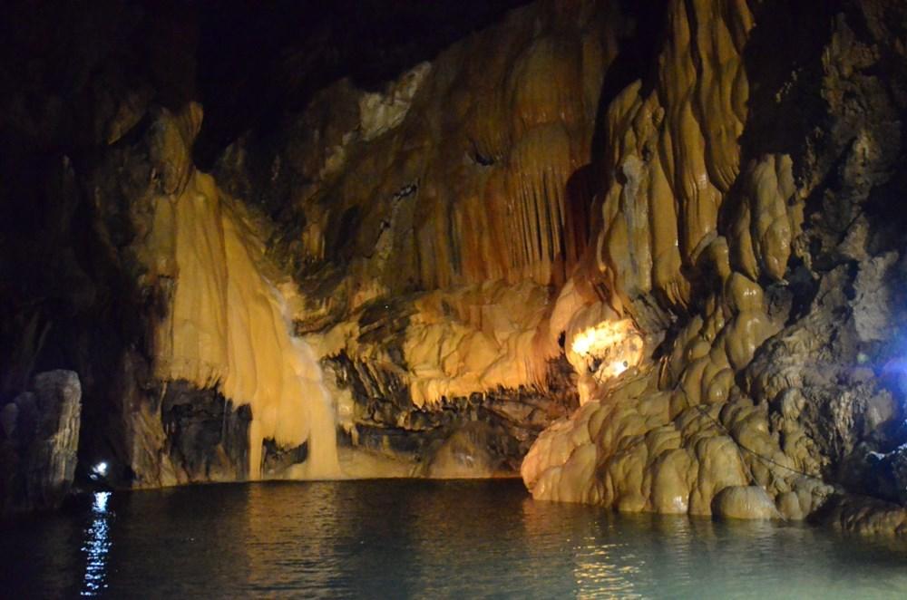 Türkiye'nin en büyük yeraltı gölü: Altınbeşik Mağarası - 10