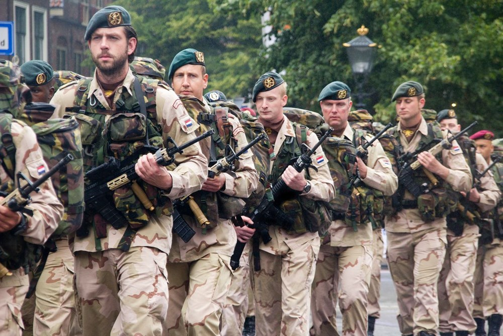 Dünyanın en fazla askeri harcama yapan 25 ülkesi: Listede Türkiye de var - 8
