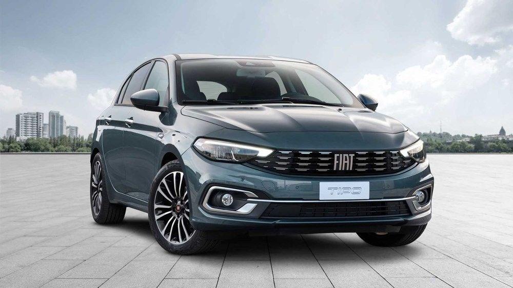 2021 yılında Türkiye'de satılan yeni otomobil modelleri - 13