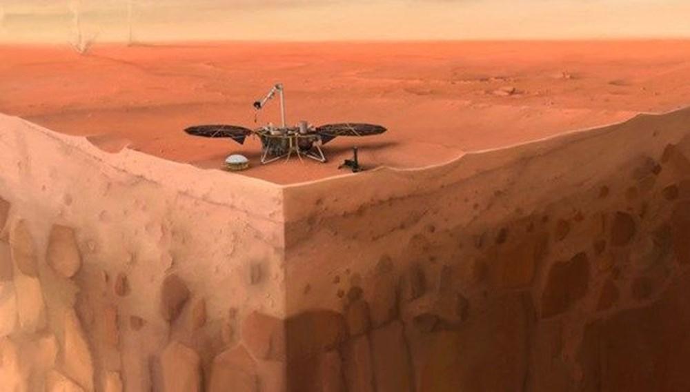 """""""NASA, Dünya'daki mikropları Mars'a taşıdı"""": Kızıl Gezegen tehlikede mi? - 6"""