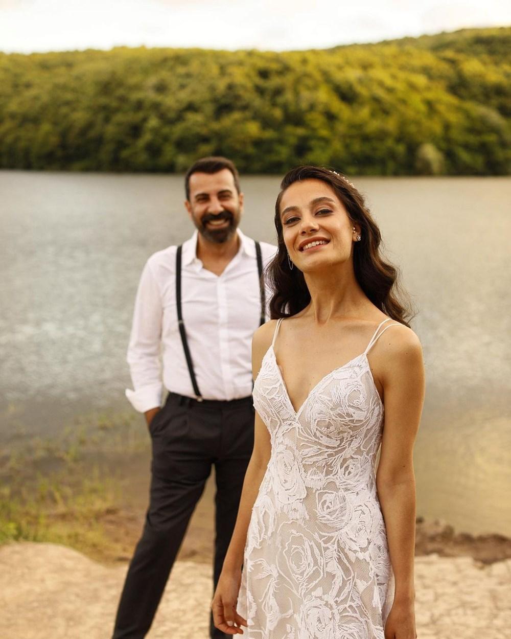 Emre Karayel ve Gizem Demirci evlendi - 4