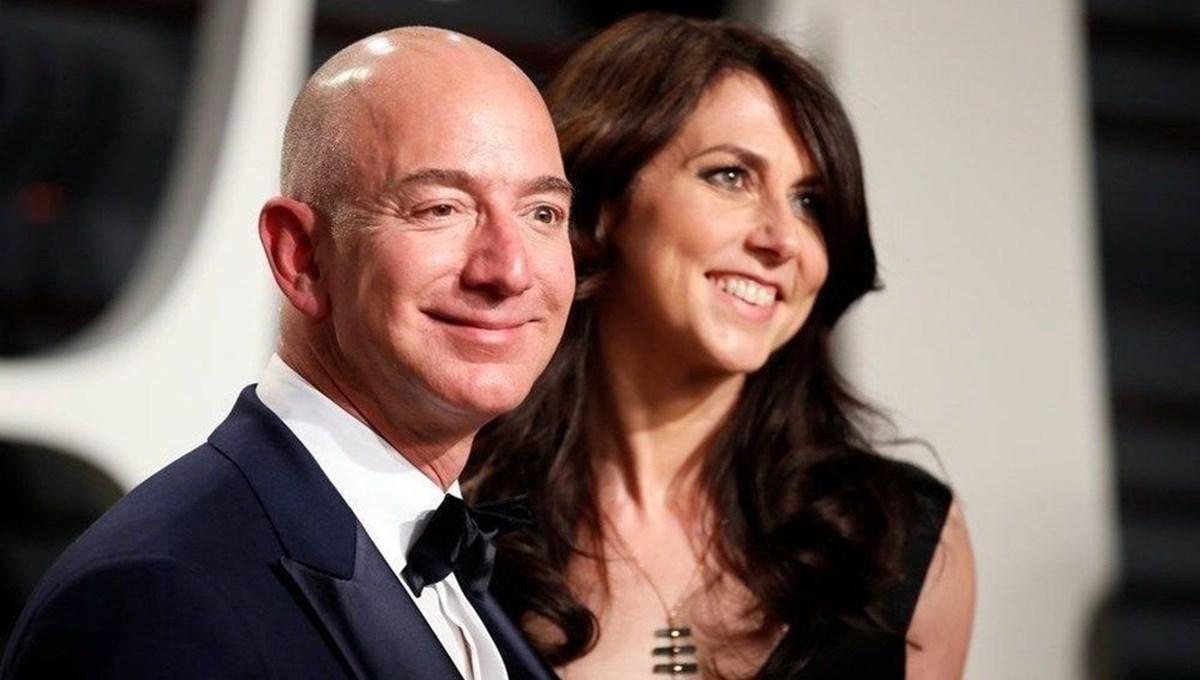 Dünyanın en zengin kadınlarından MacKenzie Scott 286 kuruluşa 2,7 milyar dolar bağışladı