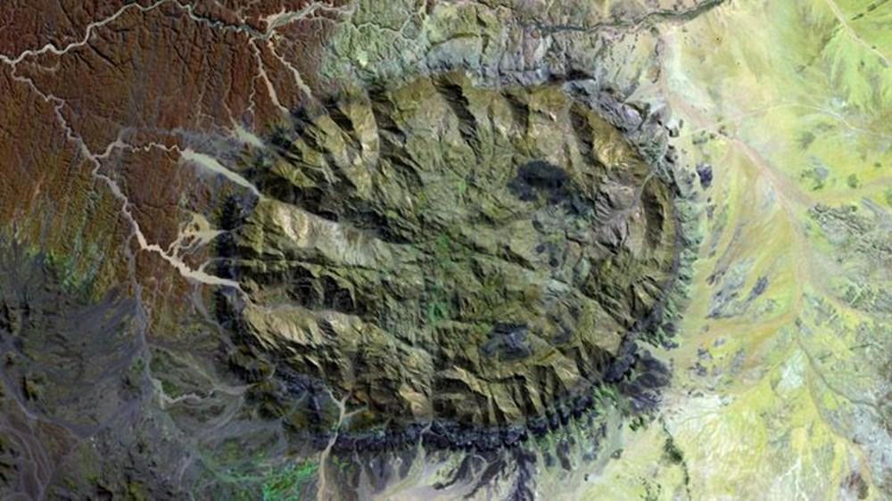 NASA Trump'ın 'büyük felaket' ilan ettiği yangınların uydu görüntülerini yayınladı - 15