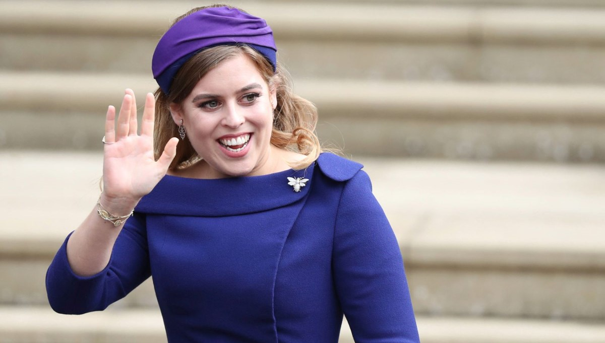 Prenses Beatrice anne oldu