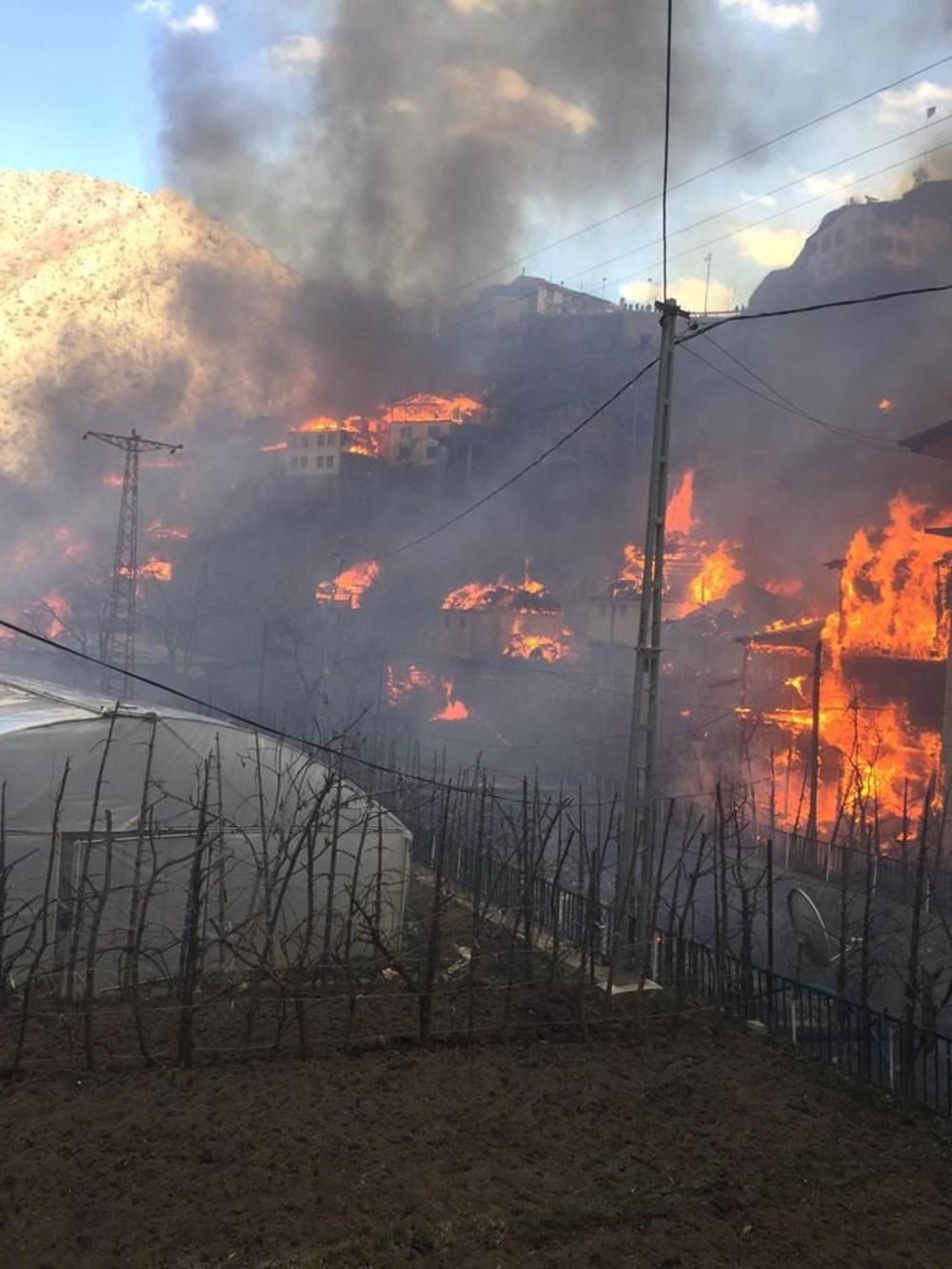 Artvin'deki yangın kontrol altında - 10
