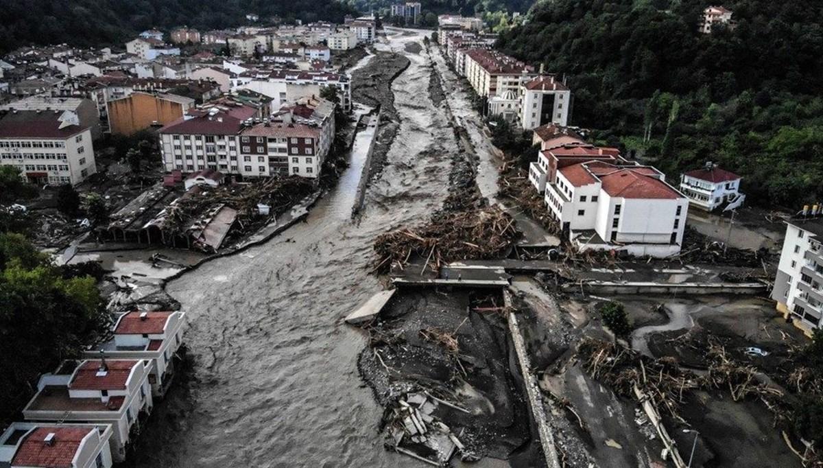 Sel felaketinin yaşandığı Bozkurt'ta yüz yüze eğitim 20 Eylül'de başlayacak
