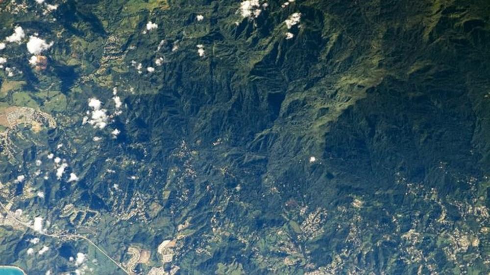 NASA Ankara'dan fotoğraf paylaştı (Astronotların gözünden gezegenimiz) - 25