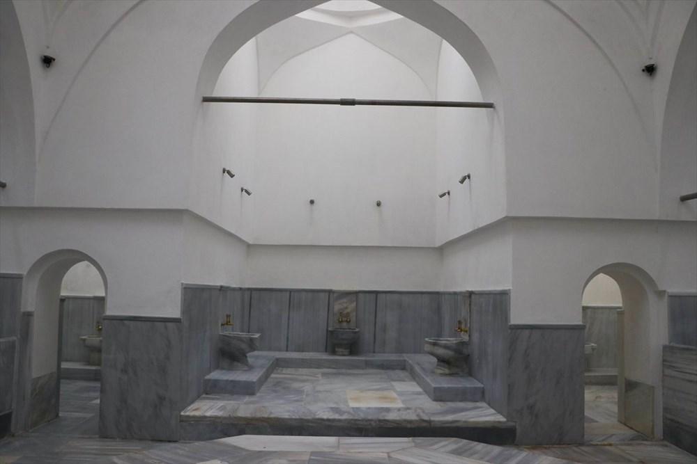 Tekirdağ'da restorasyonu tamamlanan Osmanlı'dan kalma tarihi Yalı Hamamı kapılarını yeniden açacak - 2