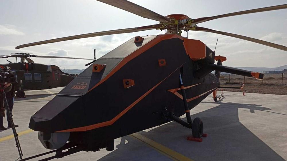 TUSAŞ'ın insansız elektrikli taarruz helikopteri T629 ilk kez görüntülendi (Türkiye'nin yeni nesil yerli silahları) - 2