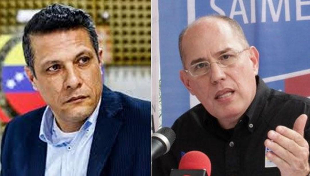 ABD'den Venezuelalı iki yetkiliye yaptırım