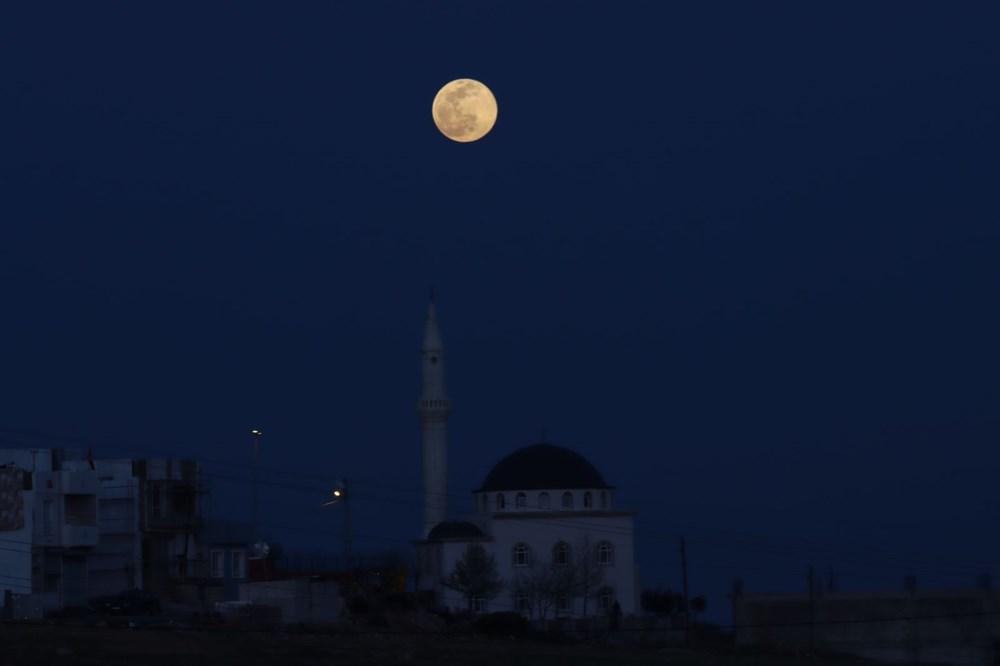 Yurttan 'Süper Solucan Ay' manzaraları - 10