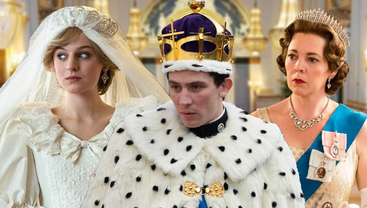 The Crown dizisinde Prens Andrew'i oynayacak oyuncu bulunamıyor