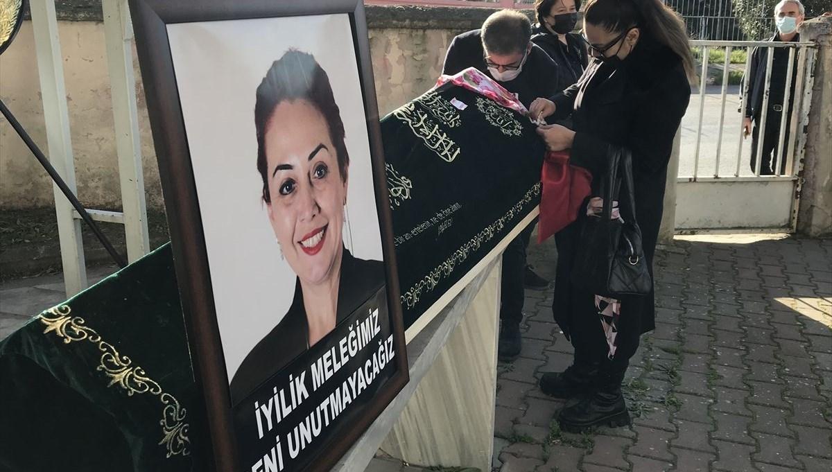 Öldürülen Dr. Öğretim Üyesi Aylin Sözer son yolculuğuna uğurlandı