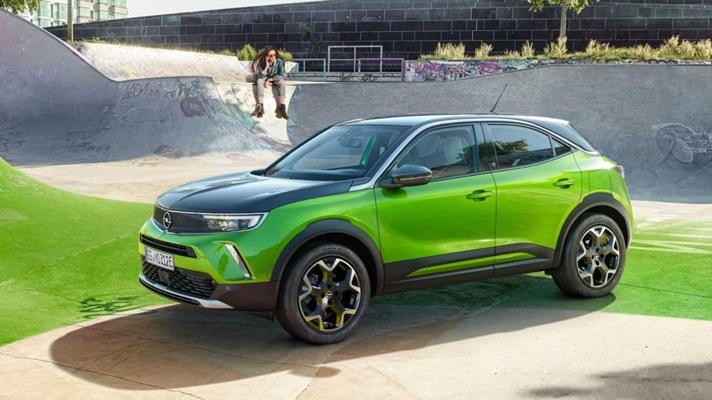 İkinci nesil Opel Mokka tanıtıldı - 5