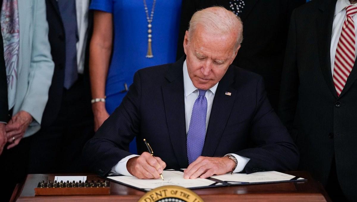 ABD'de borç limiti krizi çözüldü: Biden'dan tasarıya onay