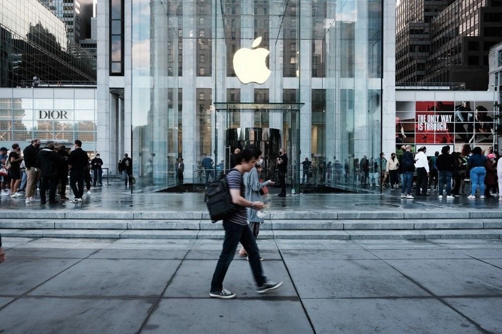 iPhone 13 satışta: Dünyanın dört bir yanında Apple tutkunları yeni iPhone için kuyruğa girdi - 3