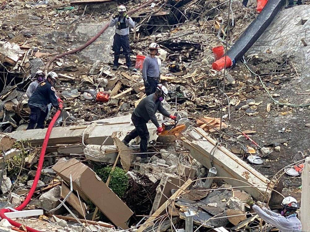 ABD'de çöken binada zamana karşı yarış - 8