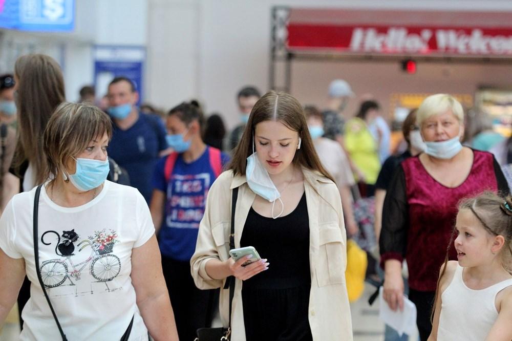 Kapılar açıldı, Ruslar akın akın geliyorlar! Rusya'dan hava trafiği yüzde 45 arttı - 22