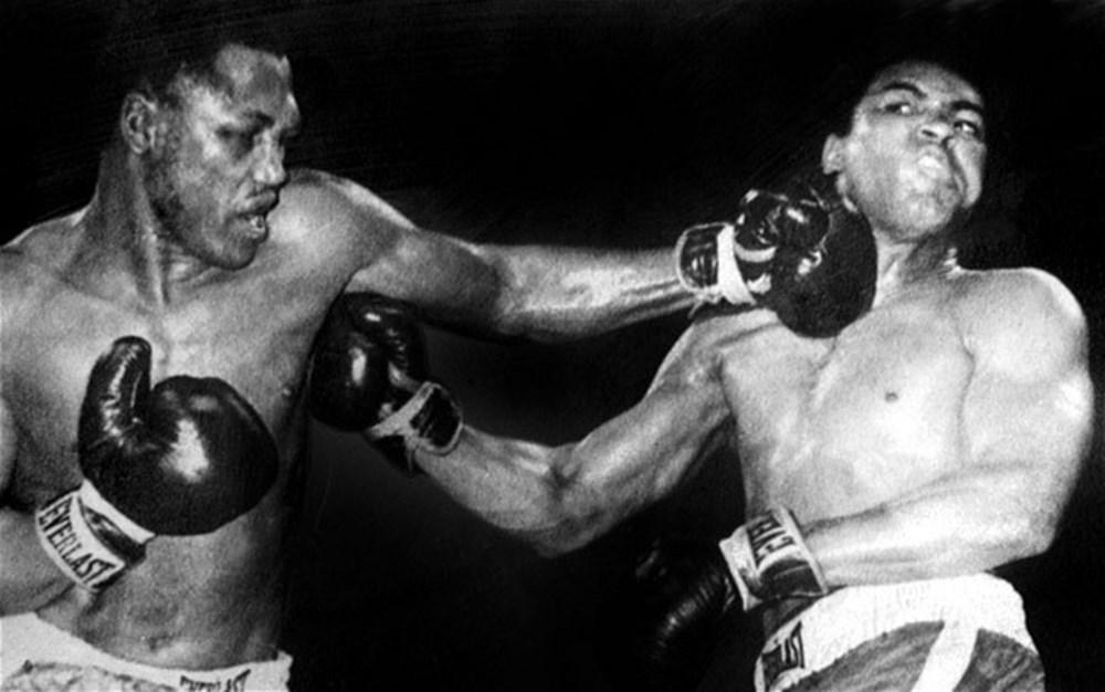 Muhammed Ali'yi deviren efsaneye veda   NTV