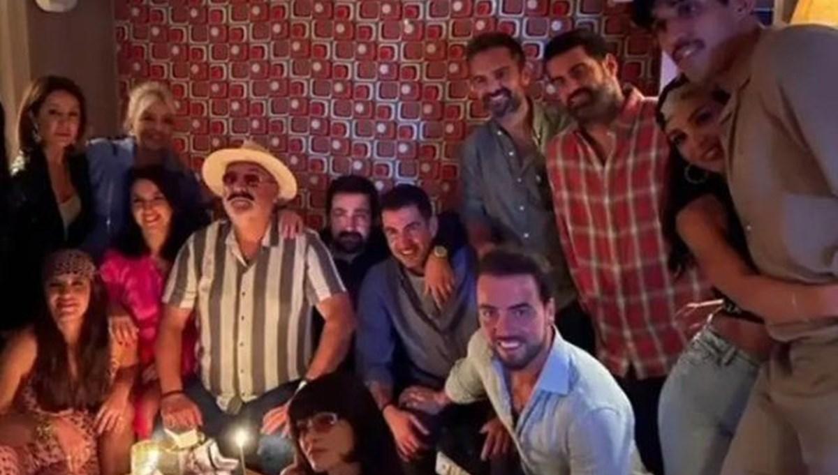 Ünlüler 'Escobar' temalı partide buluştu
