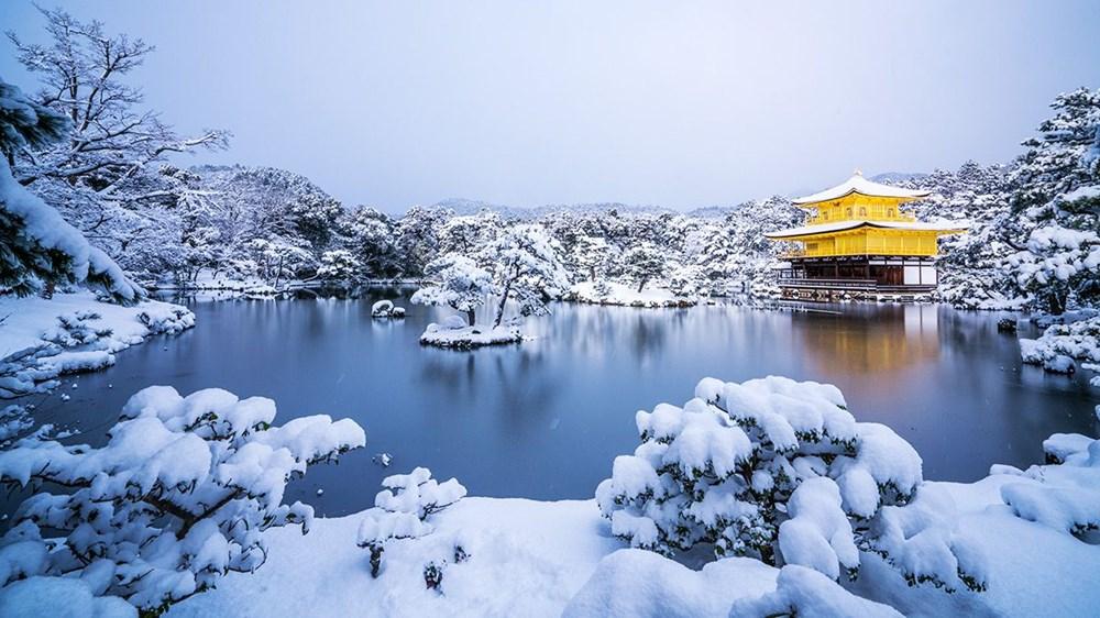 bled gölü, İzlanda, kar manzaraları, karla kaplı manzaralar, kış manzaraları, kış seyahat rotaları, kış seyahatleri, kyoto, tallinn, yosemite milli parkı